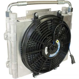 DRIVETRAIN & CHASSIS - TRANSMISSION PARTS - TRANSMISSION COOLERS & LINES