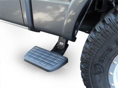EXTERIOR - TRUCK BED ACCESSORIES - BED STEPS