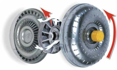 SHOP BY PART - Torque Converters - BD Diesel - BD-POWER 1070217X-HS TORQUE CONVERTER (HIGH STALL)