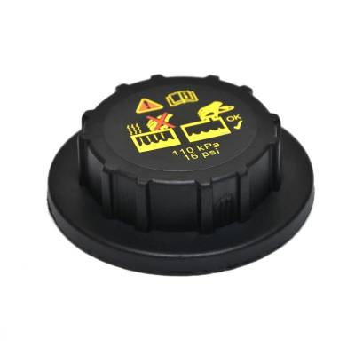 ENGINE & PERFORMANCE - COOLING SYSTEM - XDP - XDP 6.0L Coolant Recovery Tank Reservoir Cap XD215