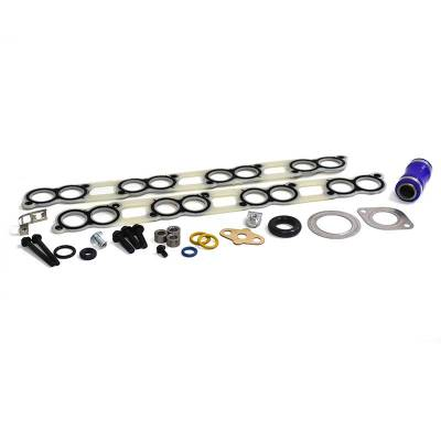 ENGINE PARTS - EGR COOLERS & COMPONENTS - XDP - XDP 6.0L Exhaust Gas Recirculation (EGR) Cooler Gasket Kit XD225