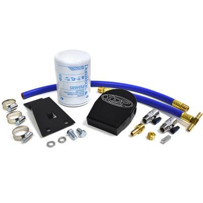 Uncategorized - XDP - XDP - XDP 7.3L Coolant Filtration System XD249