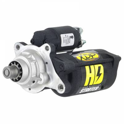 ENGINE & PERFORMANCE - CHARGING & STARTING - XDP - XDP Wrinkle Black Gear Reduction Starter XD255